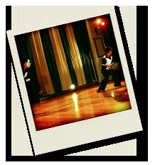 Kuva 2006 Galasta. Niko & Kassu, FLOW-diaboloryhmä. Kuvaaja: Janne Laine